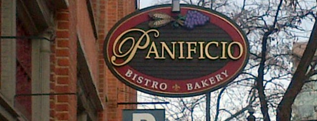 Panificio Bistro & Bakery is one of Locais curtidos por Ilyse.