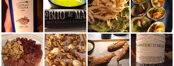Lobito De Mar is one of Madrid.