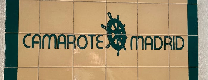 Camarote Madrid is one of Leon.