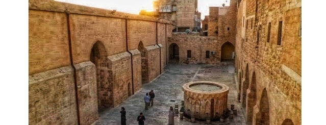 Mardin Ulu Camii is one of Mardin: Gezilecek yerler.