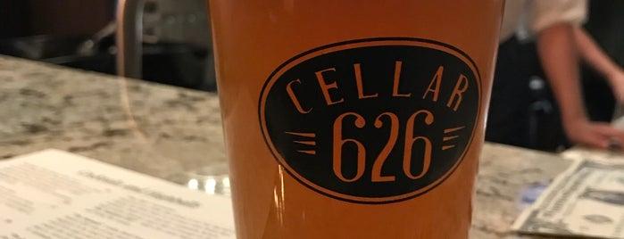 Cellar 626 is one of Tempat yang Disukai Nathan.