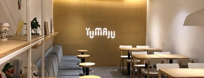 Yumaju Coffee is one of Bandung Coffee Shops 2017.