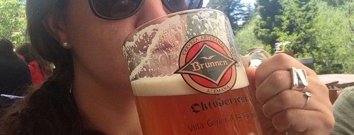 Brunnen Bier is one of Tempat yang Disukai Nahuel.