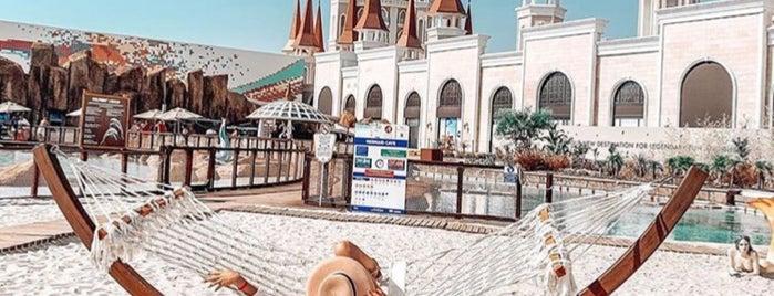 Theme Park is one of Anna'nın Kaydettiği Mekanlar.