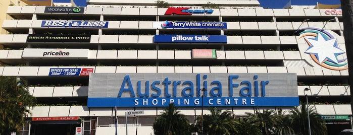 Australia Fair is one of Australia.