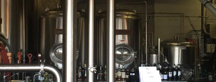 Bentspoke Brewing Co. is one of Orte, die Marcus gefallen.