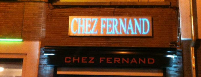 Chez Fernand is one of Lugares guardados de Nathalie.