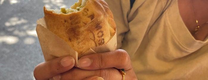 Nonna's Empanadas is one of LA and SoCal.