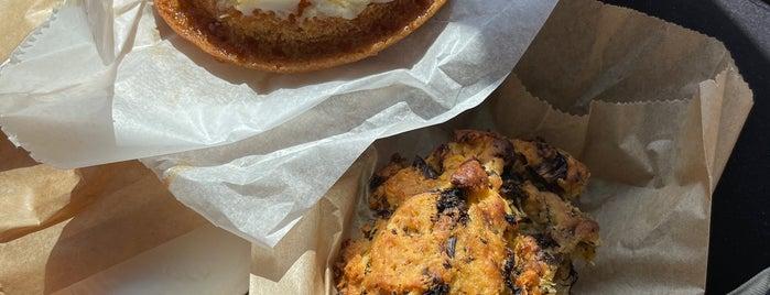Erin McKennas Bakery is one of LA Vegan.