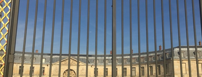 Escalier du Roi is one of Versailles, France 🇫🇷.