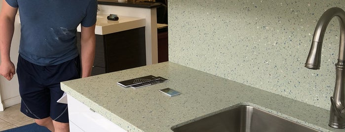 A&P Custom Kitchens is one of EPA.