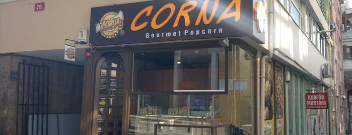 Corna Popcorn is one of Coffeeshops, Bakeries,Patisseries, Ice Cream etc..