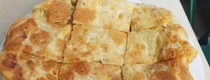 Egyptian Pancakes is one of Lieux qui ont plu à Jeremy.