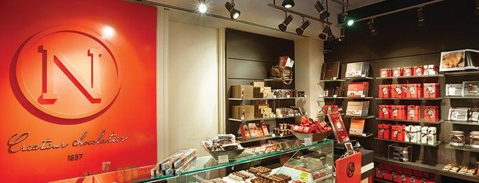 Neuhaus Chocolatier is one of Posti che sono piaciuti a Chao.