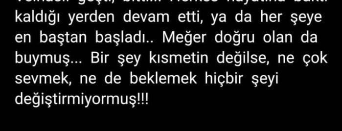 Köşk Bülent Kuaför is one of Esra'nın Beğendiği Mekanlar.