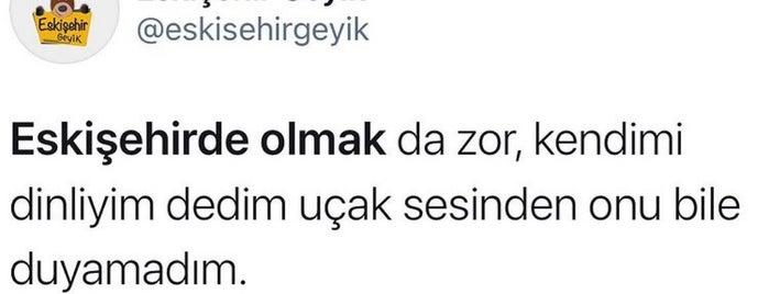 Hat Boyu TCDD Yürüyüş Yolu ve Parkı is one of Eskişehir & Bilecik.