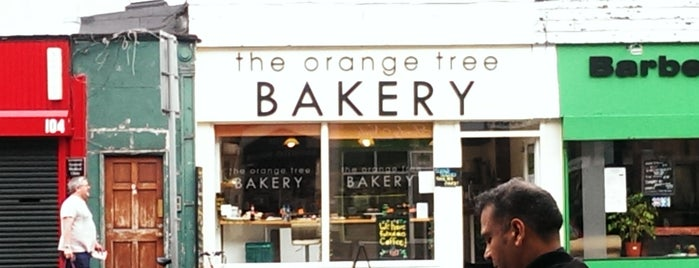 The Orange Tree Bakery is one of Dub Dub Lean.