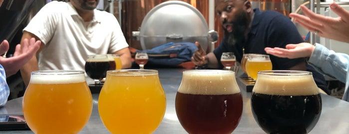 Big Alice Brewing is one of Tempat yang Disimpan Laura.