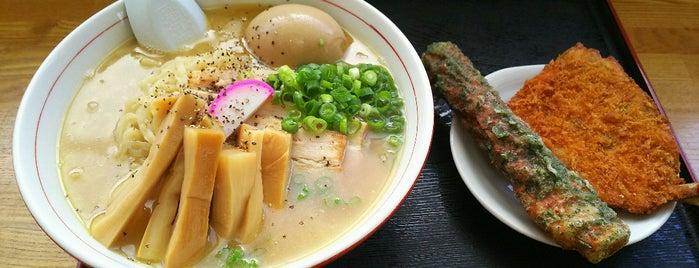 うどん屋 虎龍 is one of 観音寺YEGメンバーのお店.
