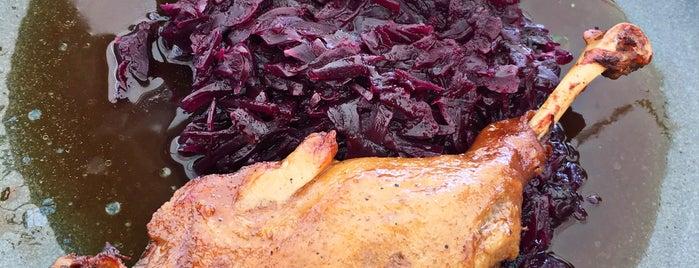 Zas a Znova is one of food.