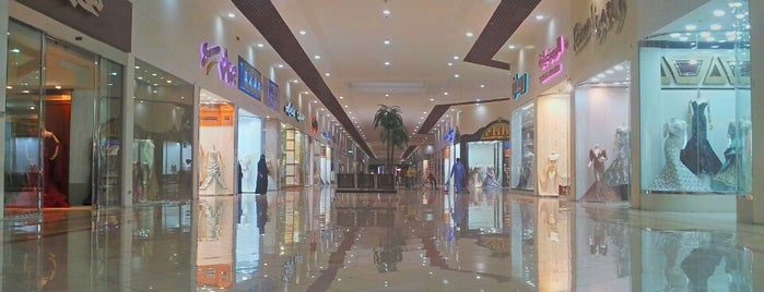 Olaya Mall is one of Squares & Malls.