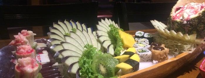 INAZUMA Sushi is one of Para conhecer.