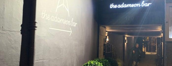 The Adamson is one of Posti che sono piaciuti a Burcu.