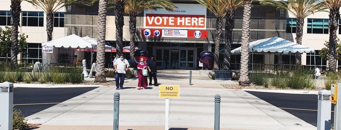County of San Diego Registrar of Voters is one of Lieux qui ont plu à Alfa.