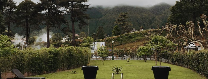 Furnas Boutique Hotel is one of Azoren.