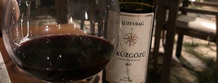 Arven Garden is one of Best Wine Bars in Turkey.