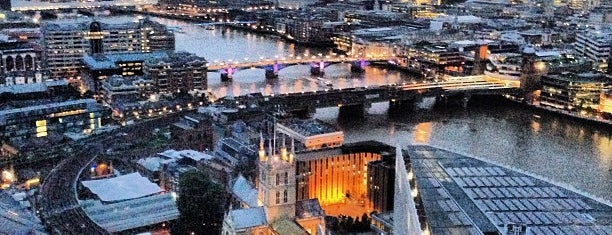 Oblix at The Shard is one of Where to go in London.