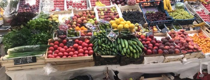 Долгоозёрный рынок is one of Maxim 님이 좋아한 장소.