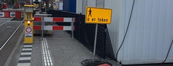 Tramhalte Zeilstraat is one of Alle tramhaltes van Amsterdam.