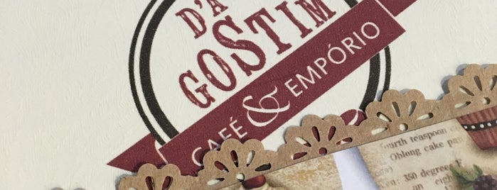 D'Agostim Di Paratella is one of cafeterinhas bh <3.