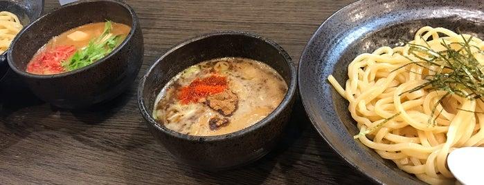 麺家 あべの is one of 行きたい.