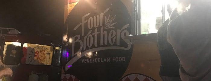 Four Brothers is one of Misha : понравившиеся места.