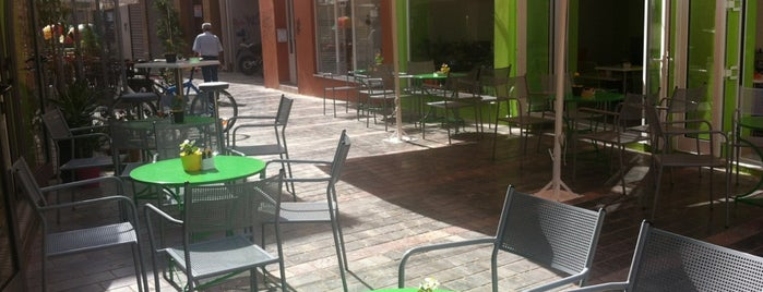 Omino Coffee bistro is one of Chios Island.