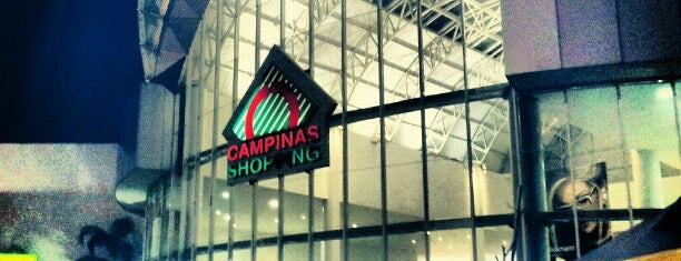 Campinas Shopping is one of Henrique 님이 좋아한 장소.