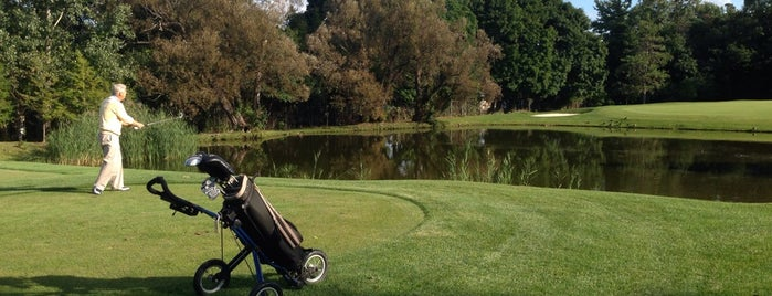 Onondaga Golf & Country Club is one of Tempat yang Disukai Brittany.