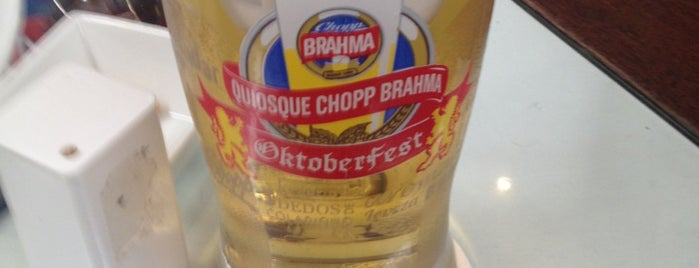 Quiosque Chopp Brahma is one of Lugares guardados de Fabio.