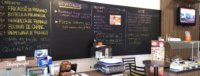 A Academia Café is one of Jorgeさんのお気に入りスポット.