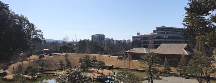 Gyokusen-inmaru Garden is one of Kanazawa.