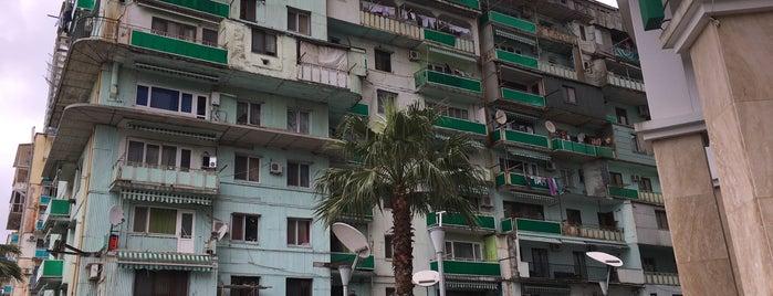 SOCAR BATUM'İ is one of Tempat yang Disukai Yalçın.