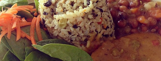 Vegetarian Restaurant by Hakin is one of South Florida Vegetarian/Vegan.
