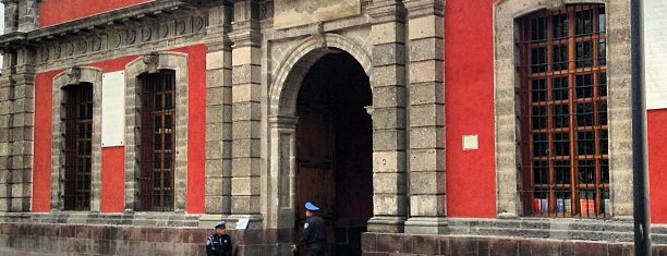 La Ciudadela is one of Best of Mexico City.
