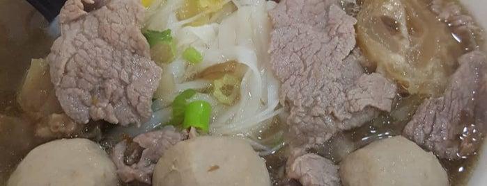 Lai Foong Beef Noodle Shop Puchong is one of Teresa'nın Kaydettiği Mekanlar.