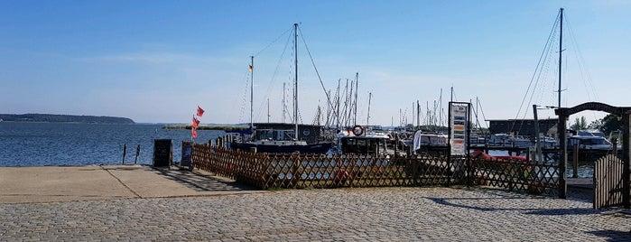 Naturhafen Krummin is one of Oostzeekust 🇩🇪.