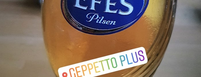 Gepetto Plus is one of Posti salvati di Ferrero.