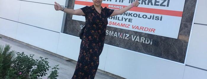 Özel Ege Onkoloji Merkezi is one of Posti salvati di Volkan.