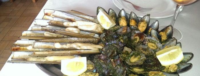 Restaurante Playa Tajao is one of Posti che sono piaciuti a Kseniya.
